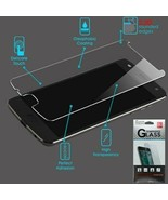 Motorola Moto E4 PLUS Tempered Glass Screen Protector ShockProof LCD Gua... - $5.58