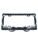 United Pacific 3D Chrome Scorpion License Plate Frame - Universal, Model... - $20.29
