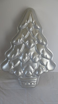 Wilton Aluminum Holiday Christmas Tree Cake Pan or Mold - $6.79