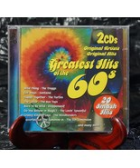 Greatest Hits of the 60's [Platinum] Various Artist 2 Disc CD - $20.88