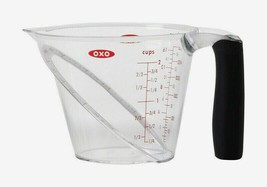 OXO Good Grips ANGLED MEASURING CUP Clear Plastic 2 Cup Capacity BPA Fre... - €12,01 EUR