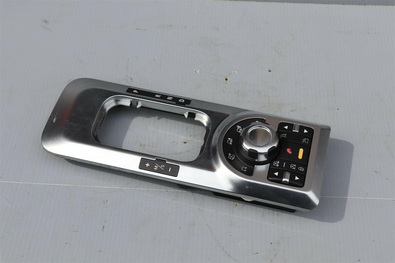 07 Range Rover L322 Floor Console Terrain Control Switch Panel