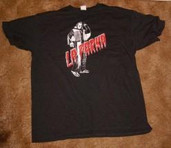 La Parka Shirt Lucha Libre Wrestling CMLL WCW AAA L.A. Park 2XL - $26.99