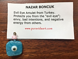 Unique Evil Eye Amulet From Turkey Nazar Boncuk - $4.00