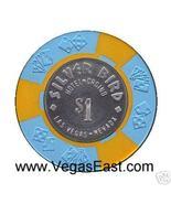 Silver Bird Las Vegas $1 Casino Chip - $9.99