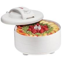 Dry NEW Nesco FD-60 Snackmaster Express 4-Tray Food Dehydrator Dry Food ... - £64.49 GBP