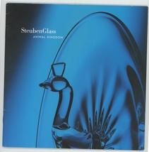Steuben Glass Animal Kingdom vintage gift catalog 2006 blown - $9.99