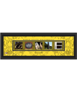 Personalized Bowie State University Campus Letter Art Print - $39.95