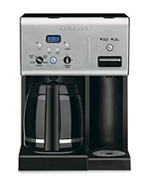 12 Cup Coffeemaker Black Stainless Programmable Coffee Hot Water System - $83.19