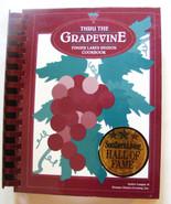 FINGER LAKES REGION JUNIOR LEAGUE 'THRU THE GRAPEVINE'  COOKBOOK 1983 EL... - $29.90