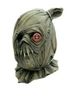 Corn Maze Stalker Harold The Scarecrow Deluxe Halloween Mask - $55.43