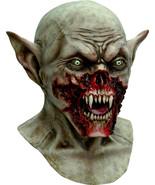 Blood Thirsty Vampire Mask Demon Monster Mask  Halloween Costume Prop - £46.15 GBP