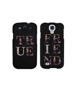 BFF Floral Print Matching Phone Covers - iphone 4 5 5C 6 6+ Galaxy S3 S4 S5 - $17.99+