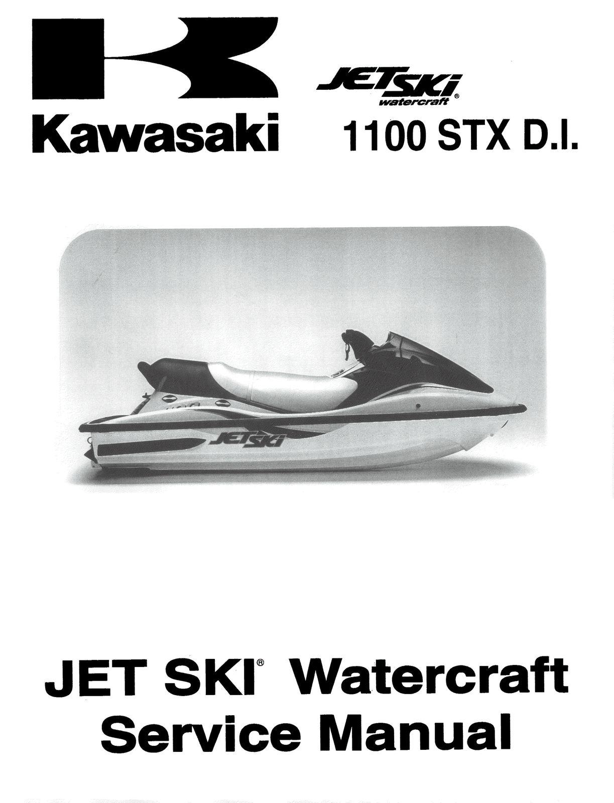 2000 2001 kawasaki jet ski 1100 stx d i and 50 similar items rh bonanza com Kawasaki 1100 LTD kawasaki 1100 stx jet ski owners manual