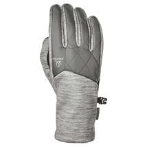 Head Womens Lt Gray Hybrid Sensatec Touchscreen Running Gloves Size Small NWT image 2