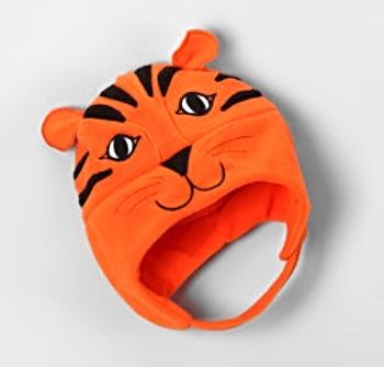 Baby Boy Tiger Beanie Hat & Mitten Set Infant Shower Gift MSRP $30.00 SAVE $10