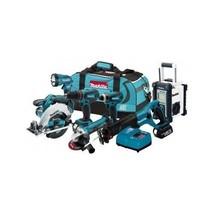 Tools Makita Power Cordless Tool Drill Driver Grinder Reciprocating Saw Radio - $789.99