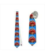 necktie tie the muppets band rock musicians orchestra drummer animal muppet - $22.00