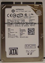 "NEW 40GB Hitachi SATA 2.5"" 9.5MM hard drive HTS541640J9SA00 Free USA Shipping"