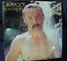 Jim Post - I Love My Life - Mountain Railroad Records MR 52784 SEALED - $15.00