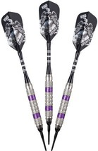 Viper Wind Runner Soft Tip Darts, Purple Rings, 18 Grams - $12.80