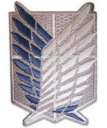 Attack on Titan Scout Regiment Iron on Patch GE44712 *NEW* - $9.99