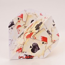 Ruthless All The Aces Invincible Dart Flights Standard I Flights - $3.95