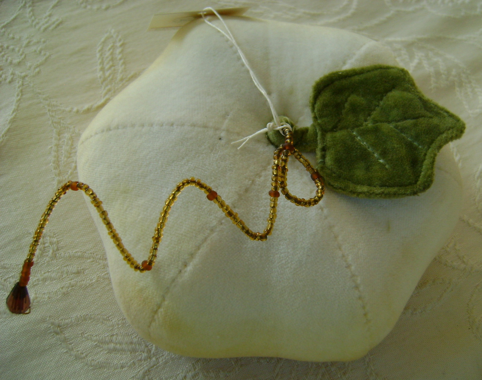 Set of 3 Velveteen Gourds
