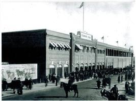 Fenway Park 1912 Boston Red Sox Vintage 11X14 BW Baseball Memorabilia Photo - $14.95