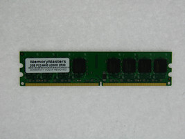 2GB DDR2 MEMORY RAM PC2-6400 NON-ECC DIMM 240-PIN 1.8V TESTED