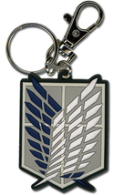Attack on Titan Scout Regiment PVC Key Chain GE36807 *NEW* - $14.99