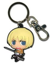 Attack on Titan SD Armin PVC Key Chain GE36801 *NEW* - $9.99