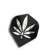 F3029 Holographic Leaf Dart Flights - 4 sets standard flights per pack (12 st... - $5.14
