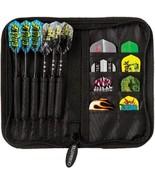 Casemaster Deluxe 6 Dart Nylon Case, Black - $14.39