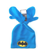 Batman Toddler Boys Hat and Mittens Set One Size Fits Most Toddlers NWT - $7.24