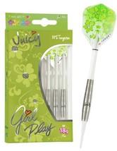 Target Girl Play Juicy Soft Tip 18G Darts 80% Tungsten, Extra Darts Incl... - $39.99