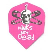 Harrows Quadro - M444 - Punks Not Dead - 5 Sets of 3 Standard Wide Shaped Dar... - $7.50