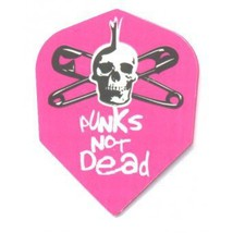 Harrows Quadro - M444 - Punks Not Dead - 3 Sets of 3 Standard Wide Shaped Dar... - $5.50