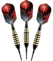 Viper Atomic Bee Soft Tip Darts, Black, 16 Grams - $9.93