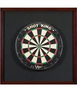 Viper Wood Framed Dartboard Backboard, Mahogany Finish - $69.99