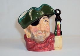 """Toby Character Jug (Small) ~""""Smuggler"""" ~ Royal Doulton D6619, 1967, #912... - $29.35"""