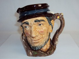 """Toby Character Jug (Large) ~ """"Johnny Appleseed"""" ~ Royal Doulton D6372 ~ #9120330 - $122.45"""