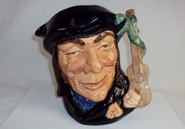 "Toby Character Jug (Large) ~ ""Scaramouche"" ~ Royal Doulton D6658 1961 ~ #9120270 - $444.95"