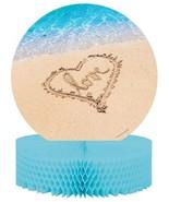 Beach Love Centerpiece Honeycomb Wedding Bridal Shower Luau Party - $12.76 CAD