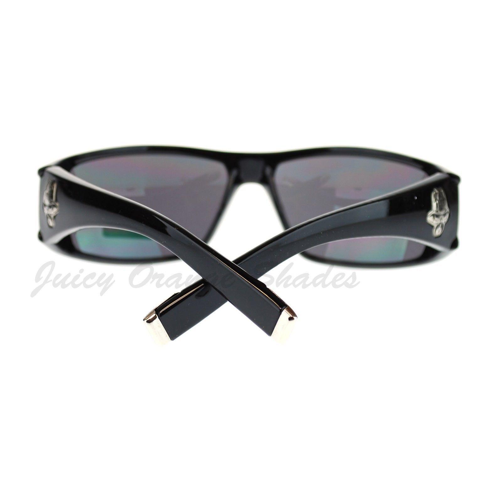 d521e3cc0d654 Locs Hardcore Sunglasses Gangster Logo Metal and 25 similar items