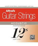 Guitar Strings/Alfred Brand/Acoustic 6 String/1... - $9.99