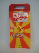 Coca Cola  Koolit Padded Cooler Ice Bag Vintage Exclusively for Walgreen... - $32.00