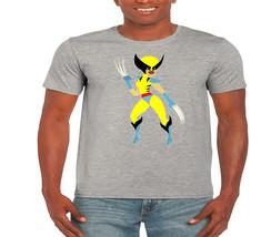 Wolverine Woman X-Men Men's T-Shirt - $12.00