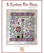 A Garden For Sissy cross stitch chart CM Designs  - $9.00