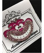 Monster Cheshire Cat Pink Magnet Needle Minder ... - $14.40